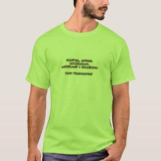 Yeah! Interpunktion! T-shirt
