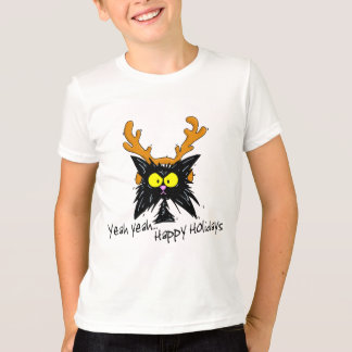 """Yeah Yeah… glad helg "", T-shirt"