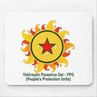 Yekîneyên Parastina Gel - YPG Mus Matta