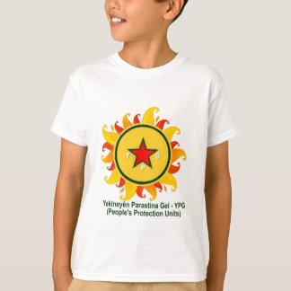 Yekîneyên Parastina Gel - YPG T-shirt
