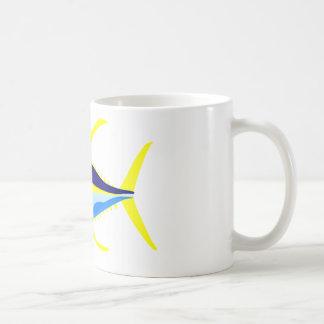 Yellowfintonfisk Kaffemugg