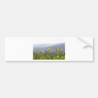 yellowflower bildekal