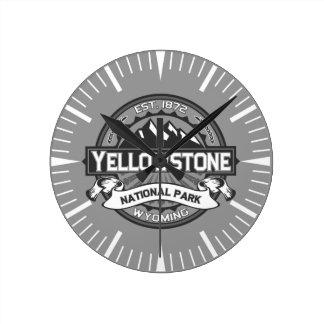 Yellowstone Ansel Adams klocka
