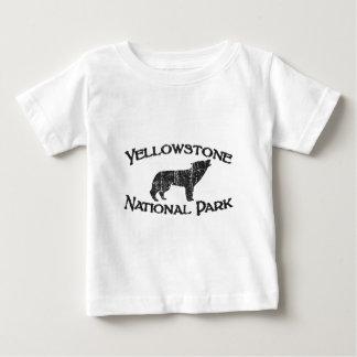 Yellowstone nationalpark t shirts