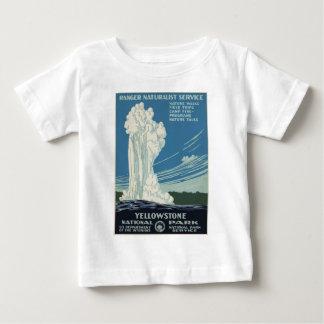 Yellowstone nationalpark tee shirts