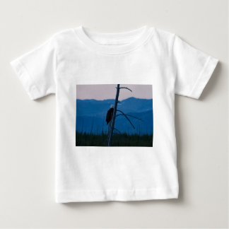 Yellowstone örn t-shirt