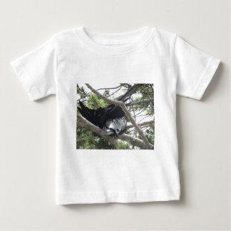 Yellowstone Ravens, original- fotografi T-shirt