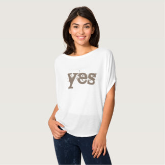 Yes T Shirts