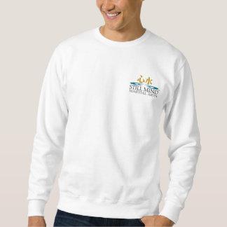 Yin/Hooded tröja för Yang sol