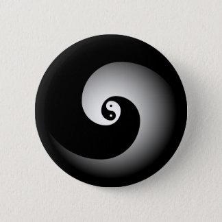 Yin knäppas standard knapp rund 5.7 cm