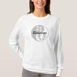 yin yang Beauceron Tee Shirts