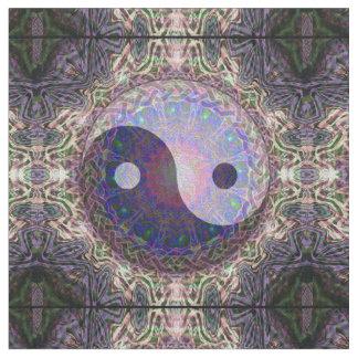 Yin Yang drömmar Tyg