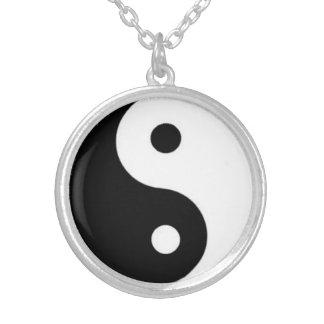 Yin Yang halsband