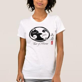 Yin Yang katter | Tao av jamar kvinna utslagsplats T-shirt