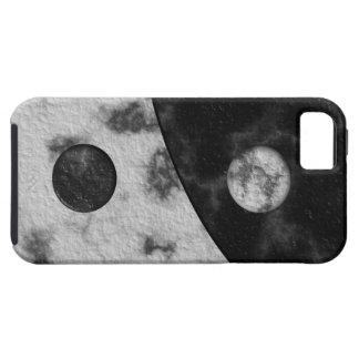 Yin Yang marmortryck iPhone 5 Skydd