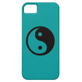 Yin-Yang symbol/kricka iPhone 5 Case-Mate Fodraler