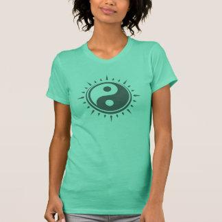 Yin Yang T-tröja Tshirts