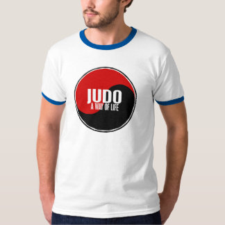 Ying Yang JUDO 1,1 T-shirt