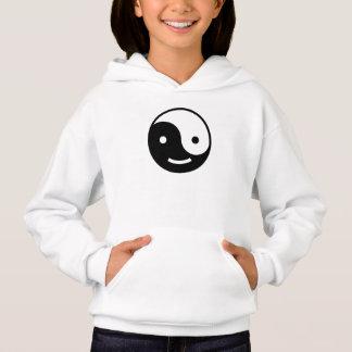 yinyang smiley tshirts