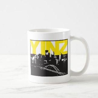Yinz Pittsburgh Kaffemugg