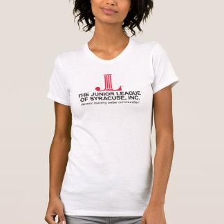 Yngre liga av den Syracuse T-tröja T Shirt