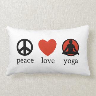 Yoga för Yogafredkärlek Lumbarkudde