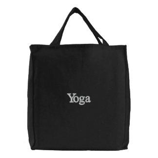 Yoga hänger lös tygkasse