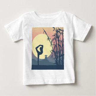Yoga i misten tröja