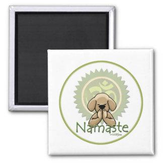 Yoga - Namaste Kylskåpsnagnet