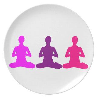 Yoga Tallrik