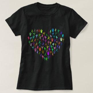 Yogaälskareskjorta T-shirts