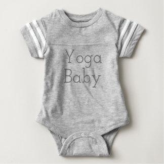 Yogababyen växer t shirts