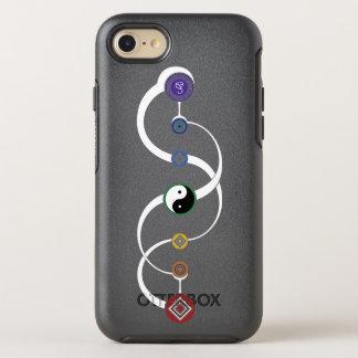 YogaChakra system, iphone case OtterBox Symmetry iPhone 7 Skal