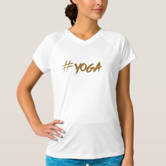 Yogahashtagtshirt T-shirts