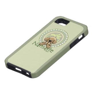 yoganamaste - fodral för iphone 5s iPhone 5 Case-Mate skydd