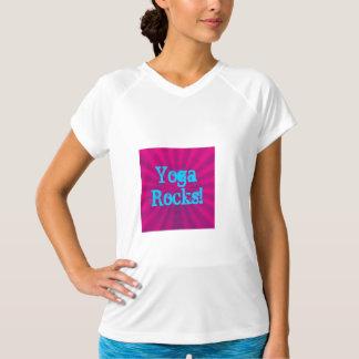Yogastenar! - Gullig Yogatoppar Tee Shirt