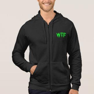 YOLO WTF Vest Sweatshirt Med Luva