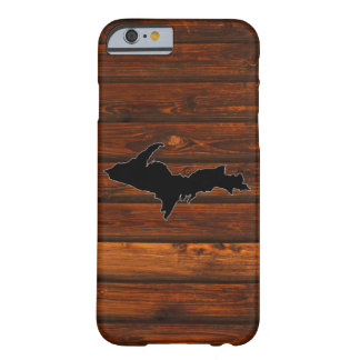 Yooper Wood fodraliPhone 6 Barely There iPhone 6 Fodral