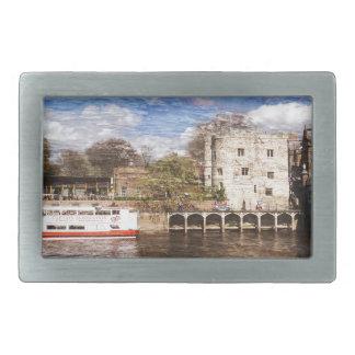 York flod Ouse på struktur