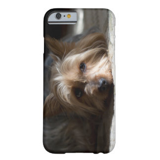Yorkhire/silkeslen Terriertelefon- och iPadcases Barely There iPhone 6 Fodral