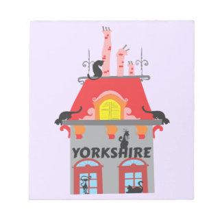Yorkshire Anteckningsblock