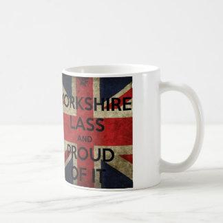 Yorkshire jäntamugg kaffemugg