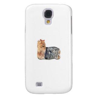 Yorkshire Terrier Galaxy S4 Fodral