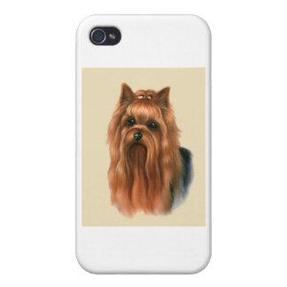 Yorkshire Terrier iPhone 4 Fodraler