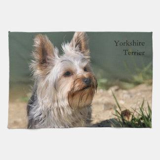 Yorkshire Terrier Kökshandduk