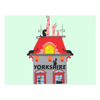 Yorkshire Vykort