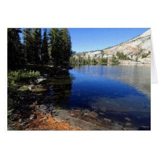 Yosemite 3 hälsningskort