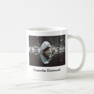 Yosemite diamant kaffemugg