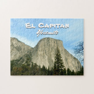 Yosemite El Capitan pussel