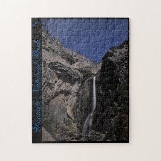 Yosemite Falls Pussel